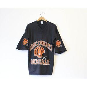 Vintage Ohio Cincinnati Bengals Football T Shirt